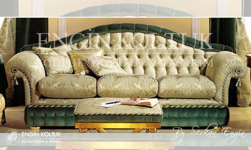 klkol5 klasik koltuk takımı modelleri